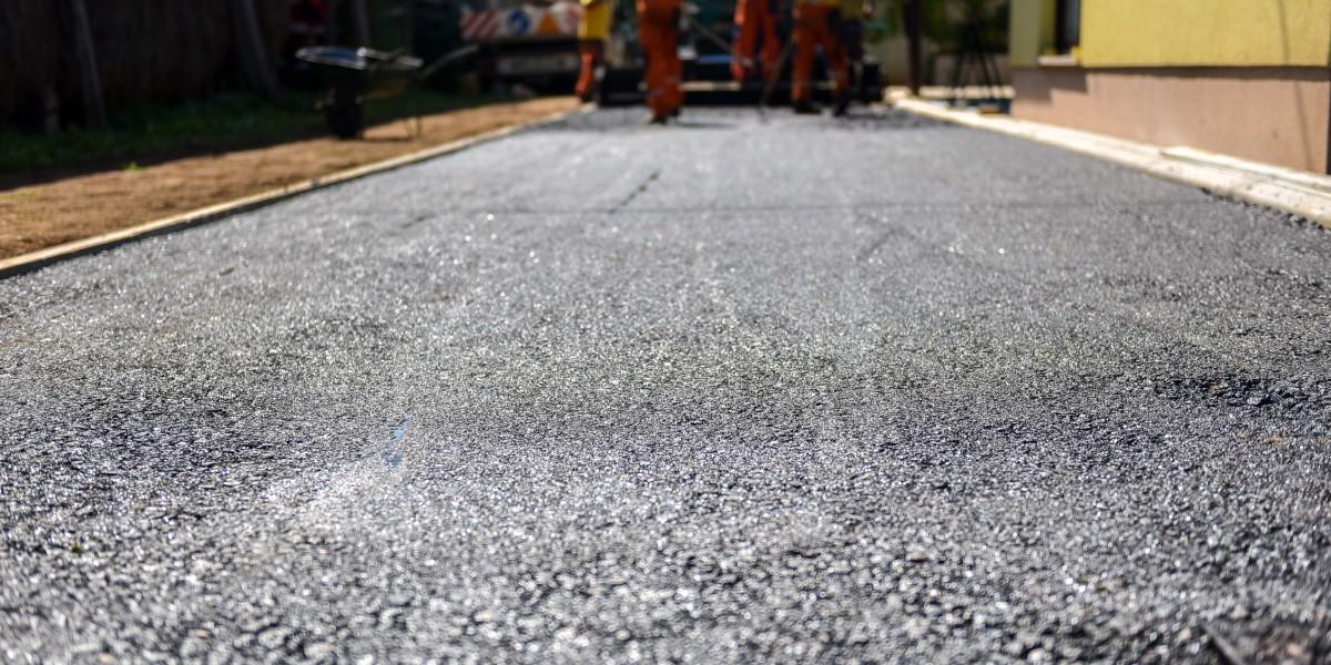 Driveway Asphalt & Sealing